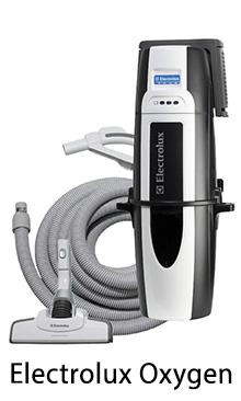 Встроенные пылесосы Electrolux Oxygen