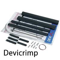 Ремонтные наборы Devicrimp для нагревательных кабелей и матов