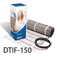 Нагревательный мат для теплого пола DTIF-150