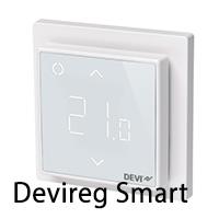 Терморегулятор для теплого пола Devireg Smart