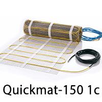 Нагревательный мат для теплого пола Veria Quickmat-150 1C