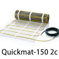 Нагревательный мат для теплого пола Veria Quickmat-150 2C