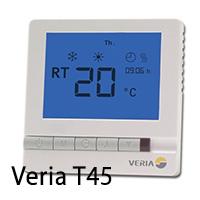 Терморегулятор для теплого пола Veria T45